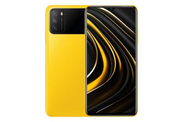 xiaomi poco m3 yellow 1